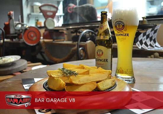 Bar Garage V8