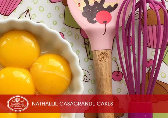 Nathallie Casagrande Cakes
